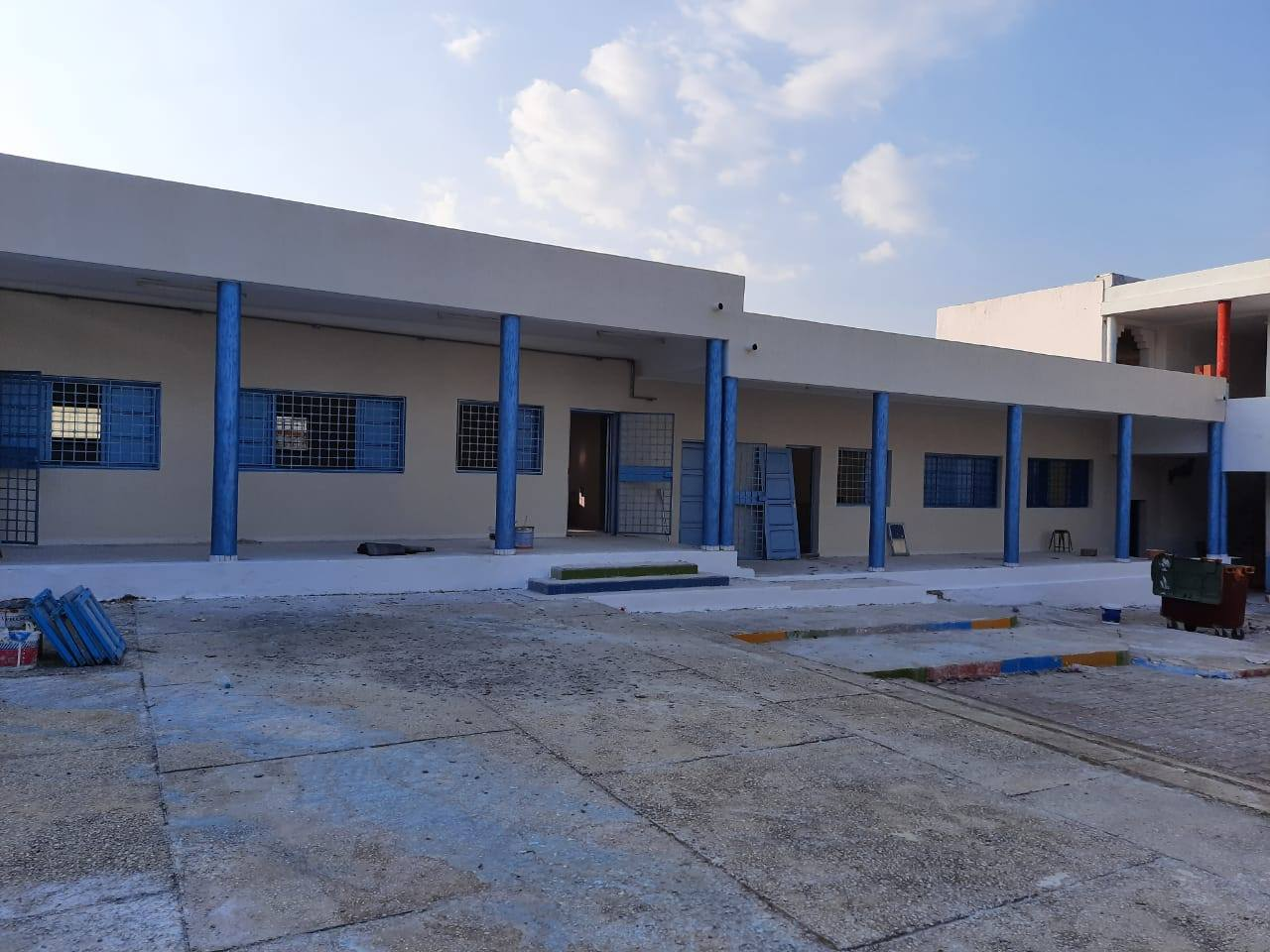 Collège Sayada : Le bilan 130000 DT investis