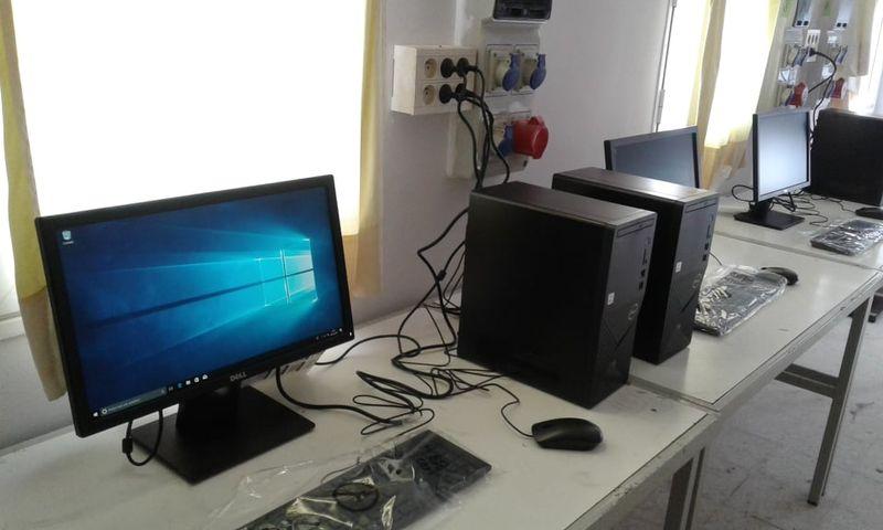Lycée secondaire : Bilan rénovation parc informatique